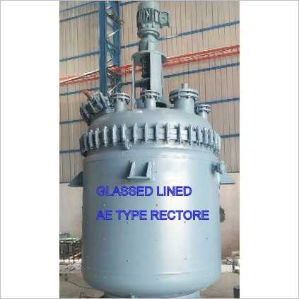 AE Type Glass Lined Reactor