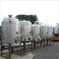 Storage Vessels and Tanks