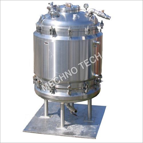Pressure Filters Vessels