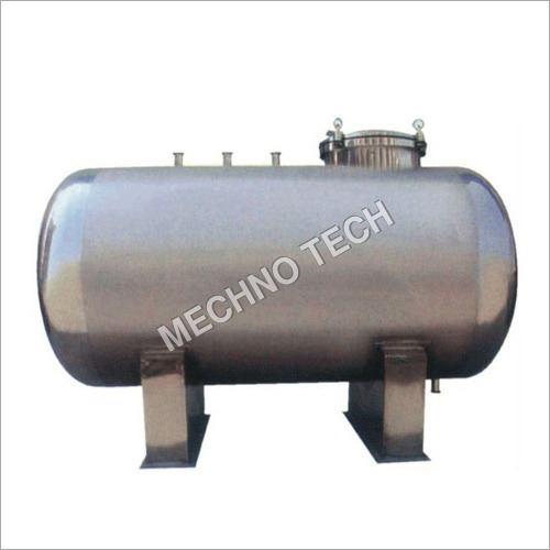 Customized SS Storage Tanks