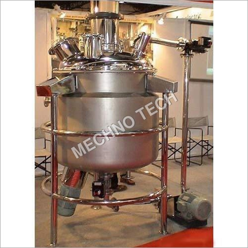 Industrial Lecithin Mixer