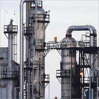 Industrial Distillation Column