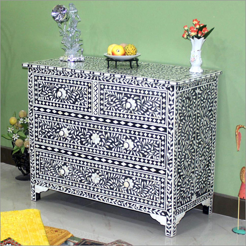 Black Bone Sideboard