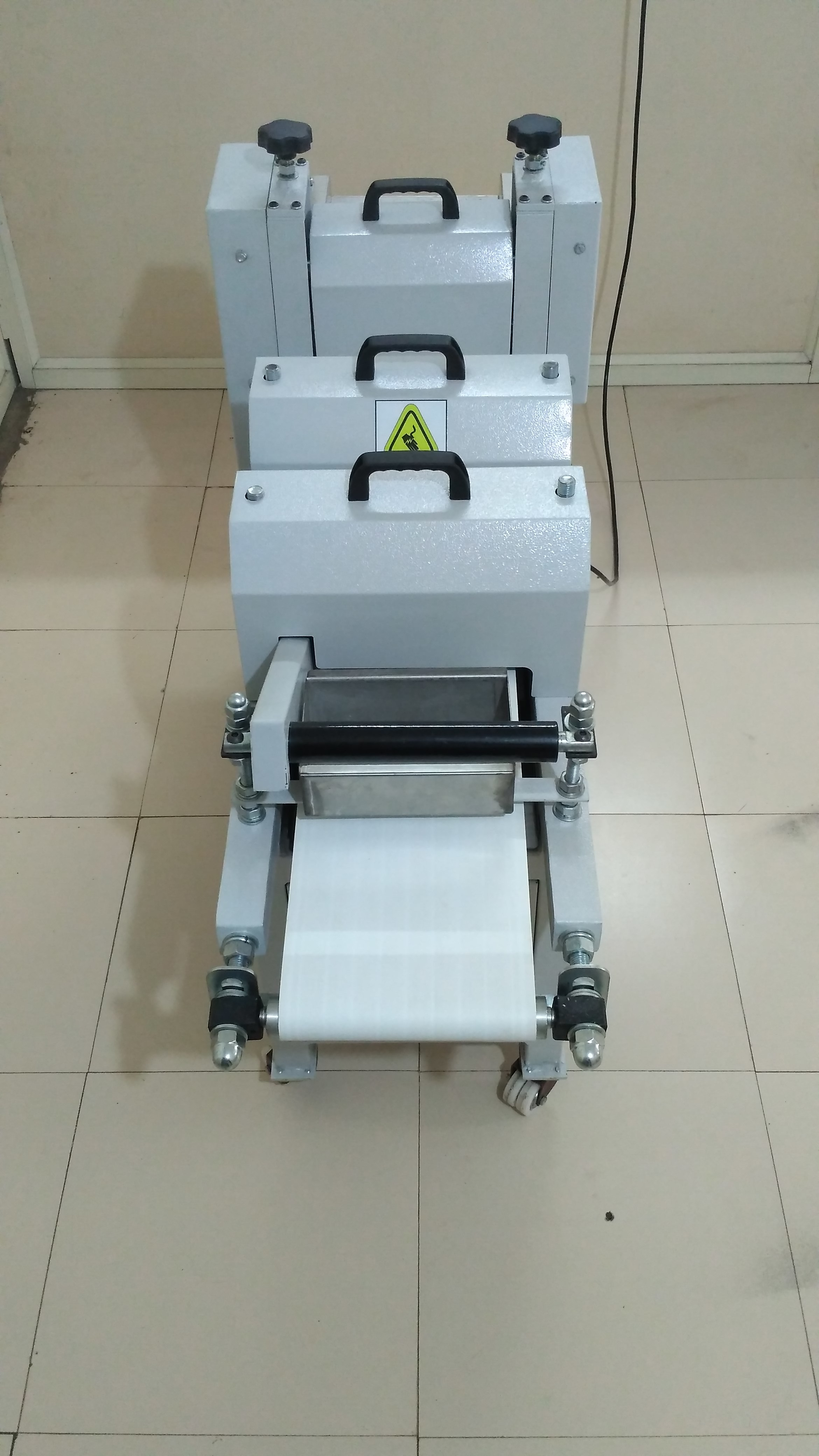 Mathari Puri Machine Kp-2.1