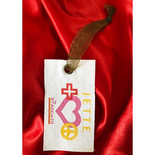 Fabric Hang Tag