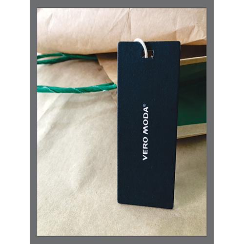 Laminated Printed Hang Tag