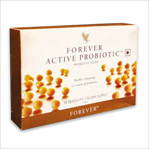 Forever Active Probiotic Tablets
