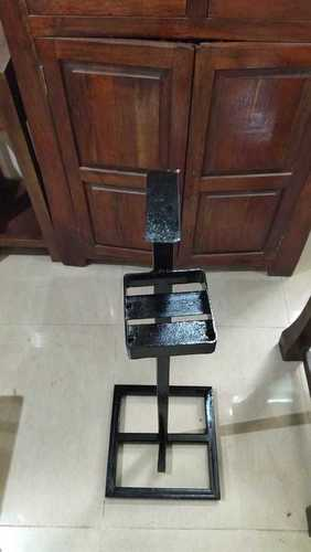 Hands Free Foot Operated Sanitizer Stand