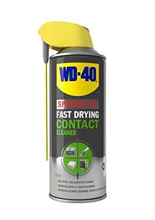 Food Grade WD 40 Specialist  Fast Drying Contact cleaner