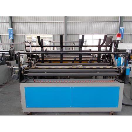 Toliet Roll Log Rewinder Machines 2750 Fully Autom