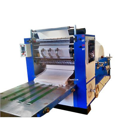Tissue Interlive Making Machine