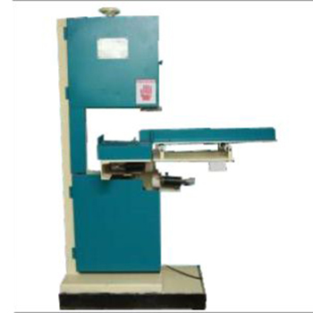 Semi Auto Band Saw Slicer Machine