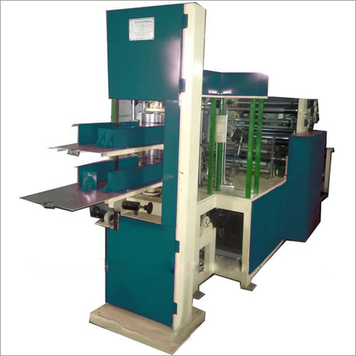 Double Deck Paper Napkin Making Machine