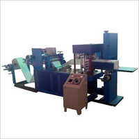 Band Saw Paper Napkin Machine