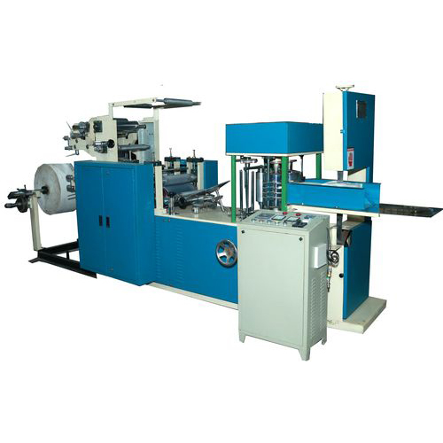 Paper Napkin Folding Machine