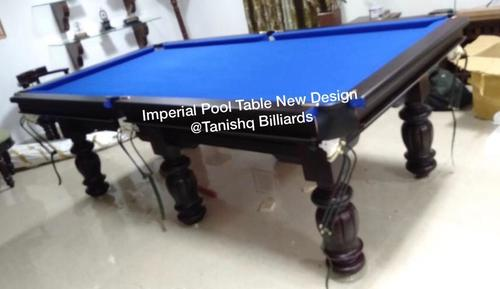 average pool table