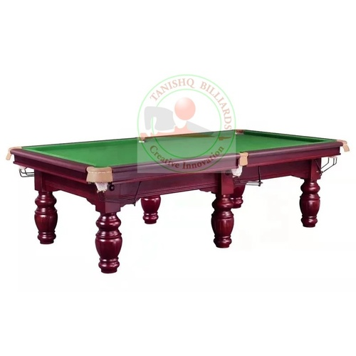 biggest pool table