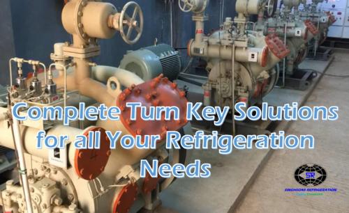 Turnkey Refrigeration Solutions