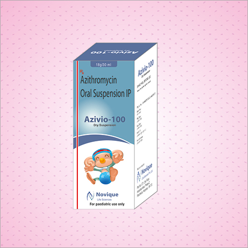 Azithromycin Oral Dry Suspension