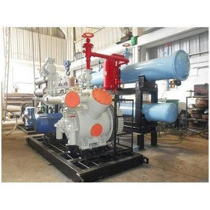 Water Chilling Plants Application: Concrete Cooling