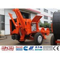 TY140 140kN Stringing Equipment Diesel 194kw(320hp) Hydraulic Puller