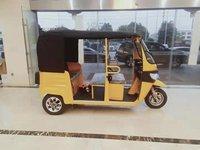 rickshaw of passenger