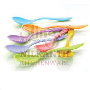 ABS Plastic Spoon Set