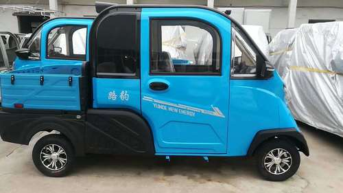 electric loading tricycle