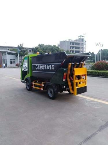 Garbage Transport Car