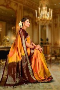 Tradational pattu saree