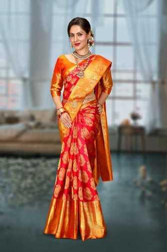 Wedding saree(pattu saree)