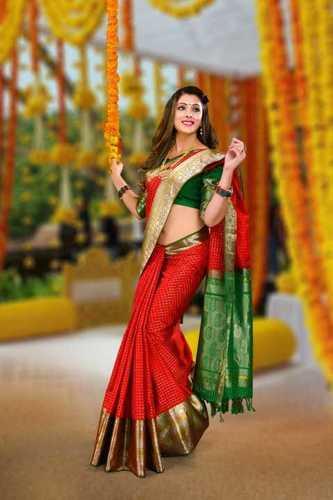 Classical pattu saree