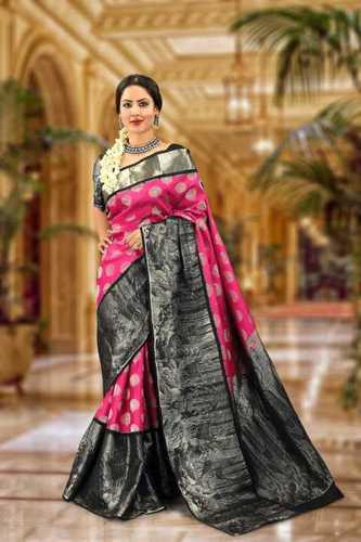 Designer pattu saree