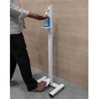 Mi-Pedestal Stand for Hand Sanitizer Bottle