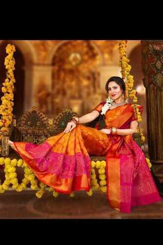 Wedding saree (Pattu saree)