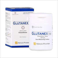 Glutathione 100 mg Skin Whitening Tablets