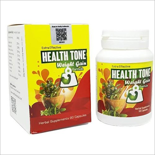Extra Effective Health Tone Weight Gain Capsules