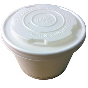 Disposable Cup With Lid