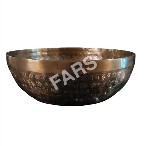 Antique Singing Bowl