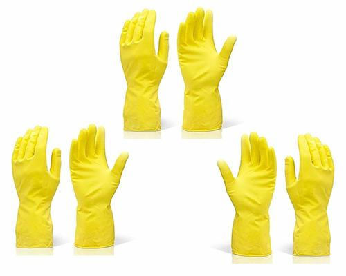 Reusable Rubber hand gloves