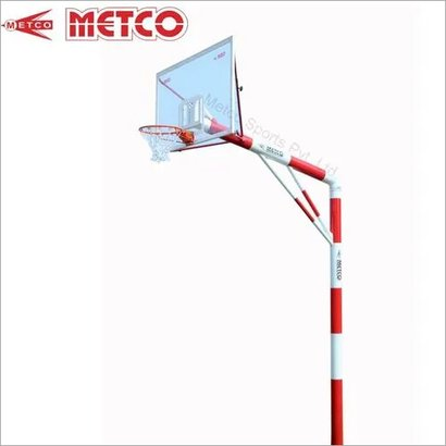 Basketball Pole Fixed Certifications: Iso