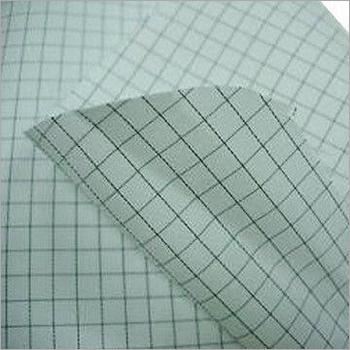 Anti-Static Check Fabric