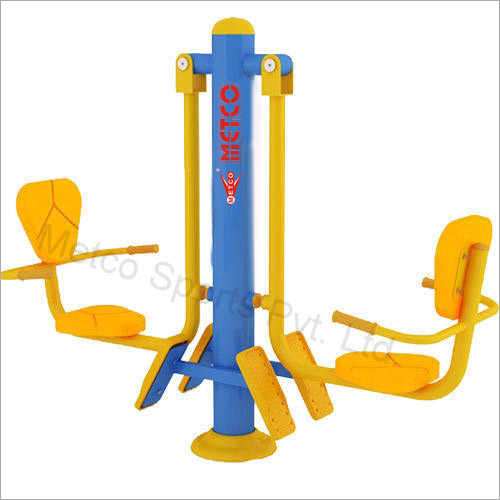 Outdoor Leg Press Machine