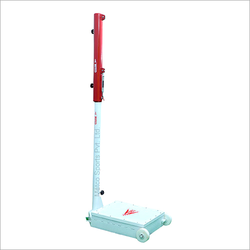 Metco Volleyball Pole Movable Heavy