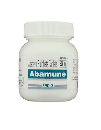 Abamune Tablet