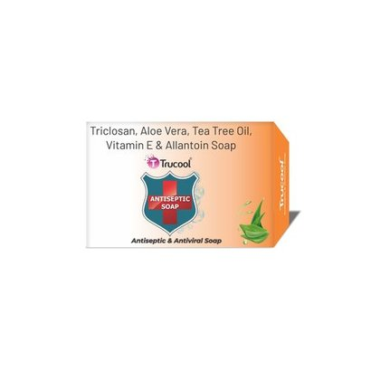 Trucool Antiseptic Soap Certifications: Yes