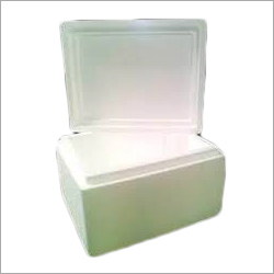 Thermocol Ice Packing Box