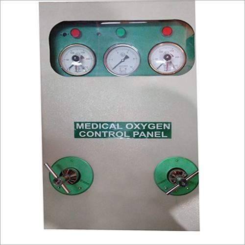 Medical Oxygen Control Panel