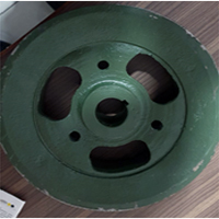 11 inch Pulley Sand Casting