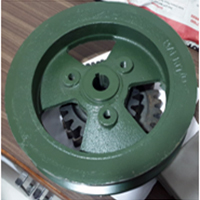 13.5 inch Pulley Sand Casting